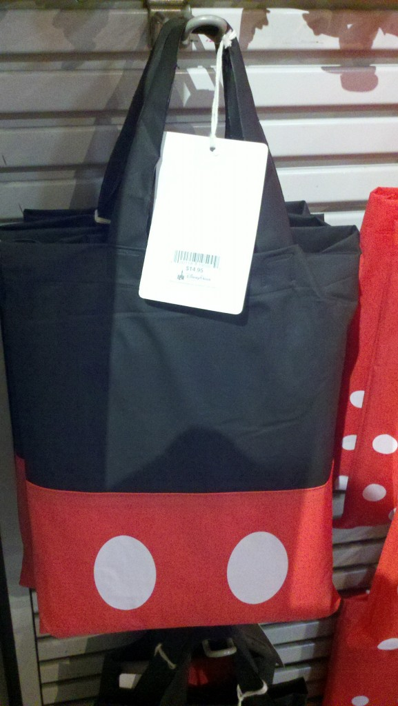 Mickey and Minnie Mouse ponchos