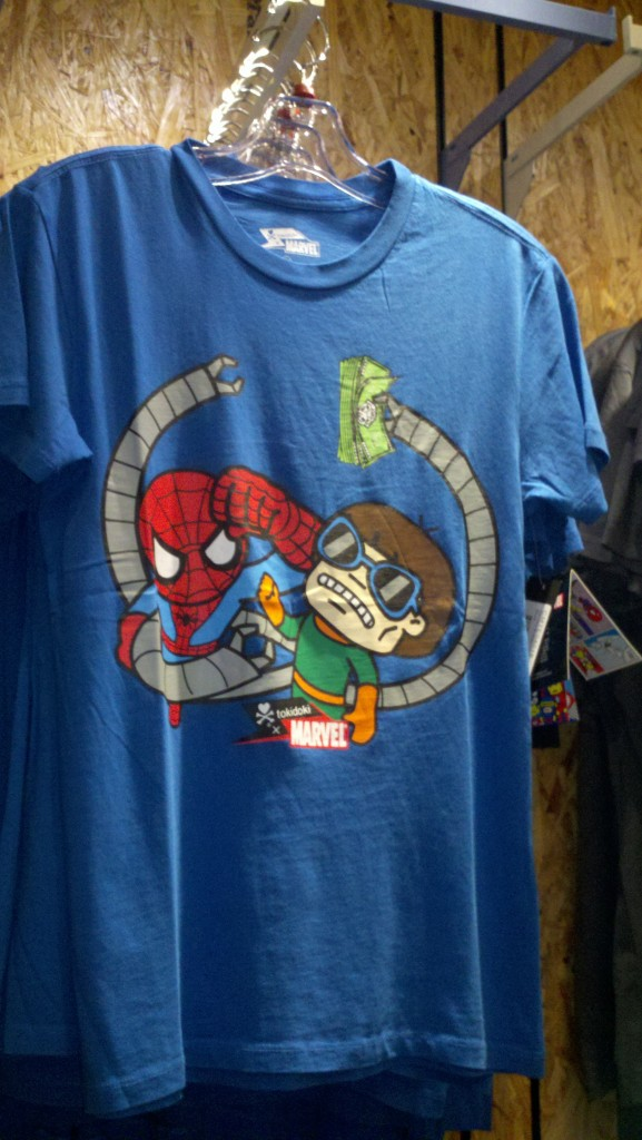 Tokidoki Marvel Spiderman