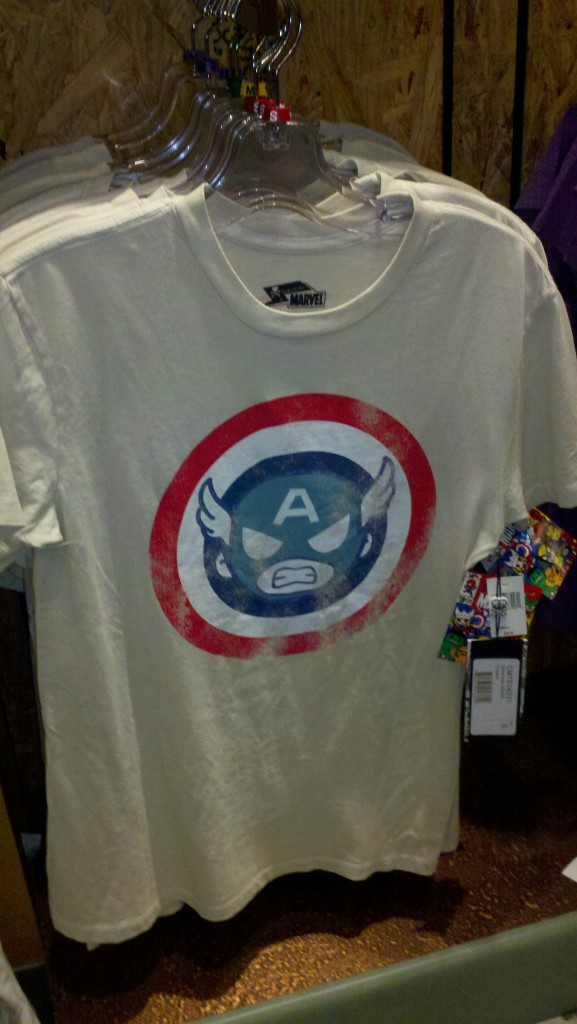 Tokidoki Marvel Captain America
