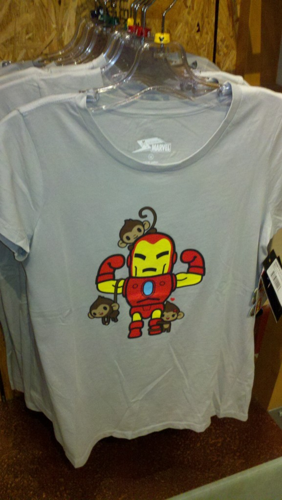 Tokidoki Marvel Iron Man