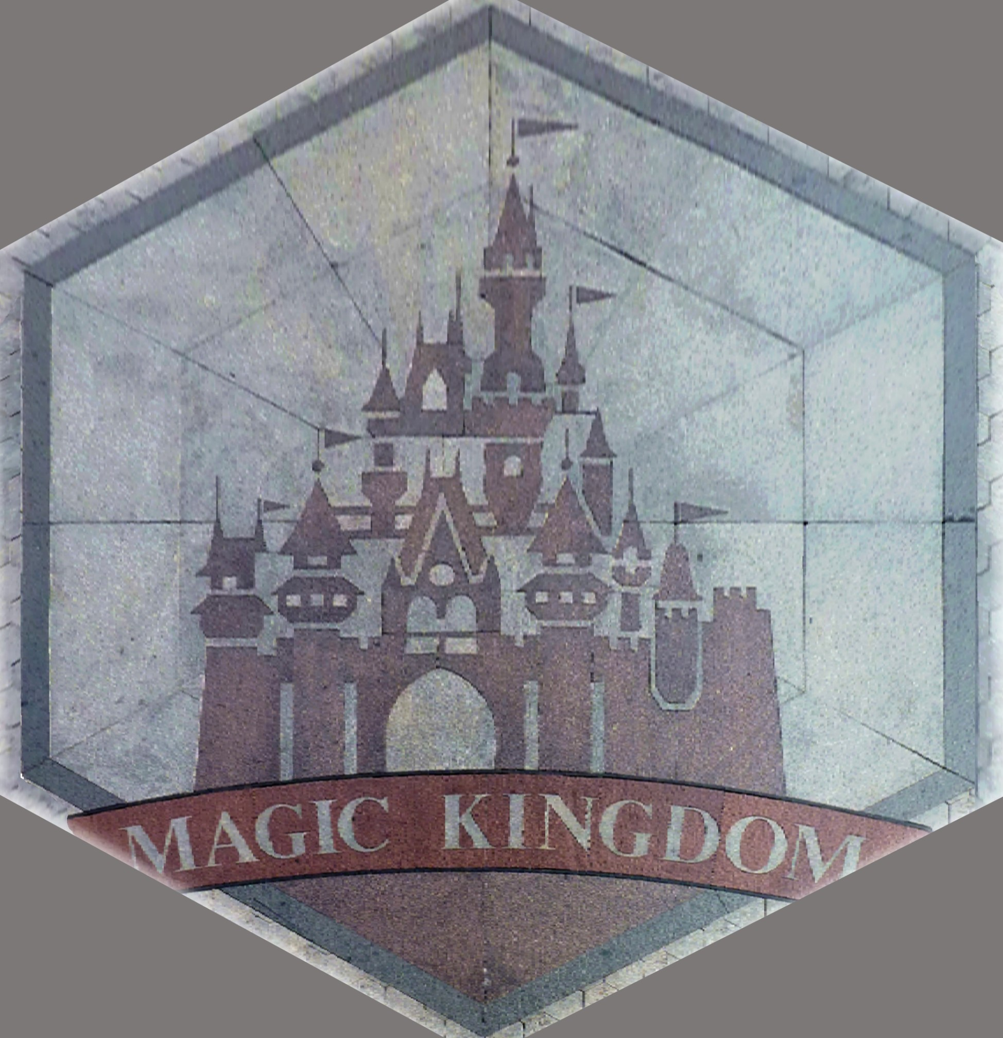 Jud's Disney Picture of the Day: Stone Logo