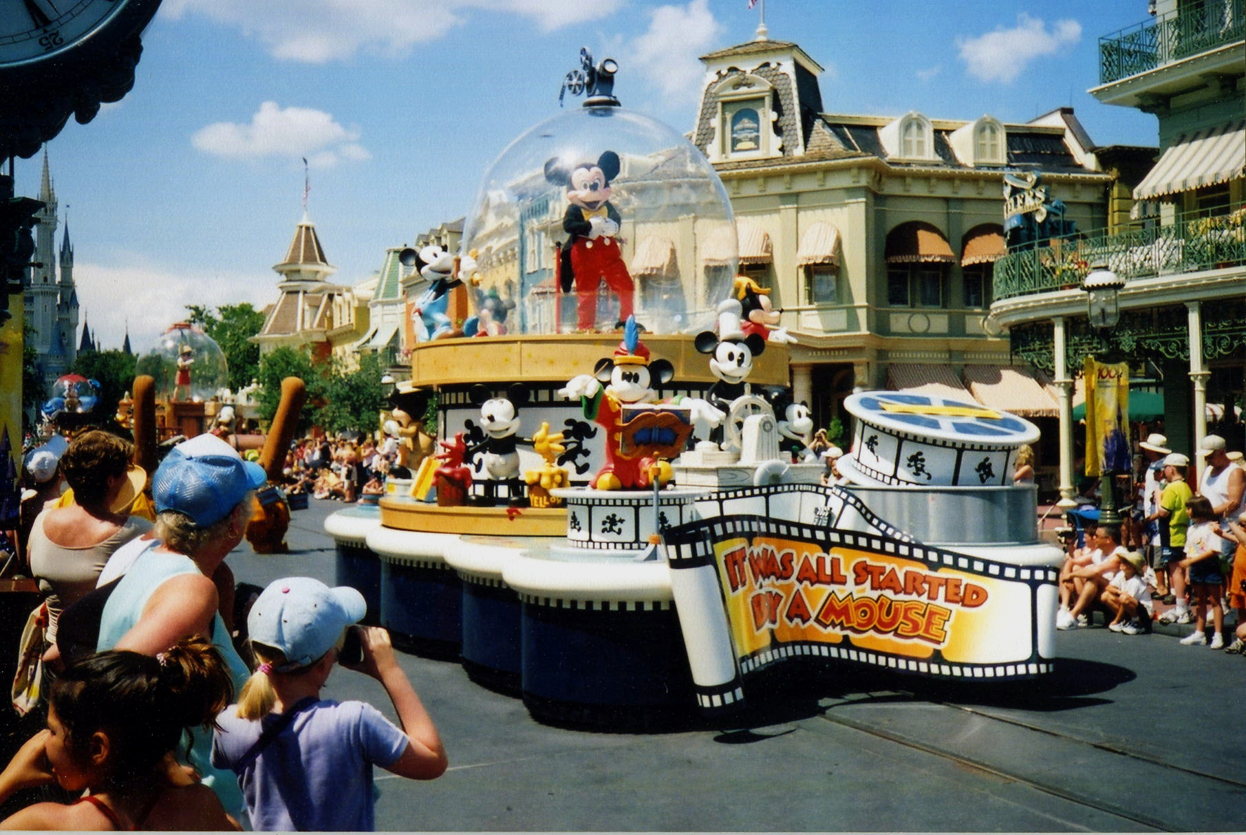 Jud's Disney Picture of the Day: It Was All Started by a Mouse
