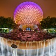 If there is any question that Spaceship Earth is the coolest looking attraction/icon at Walt Disney World, keep reading.