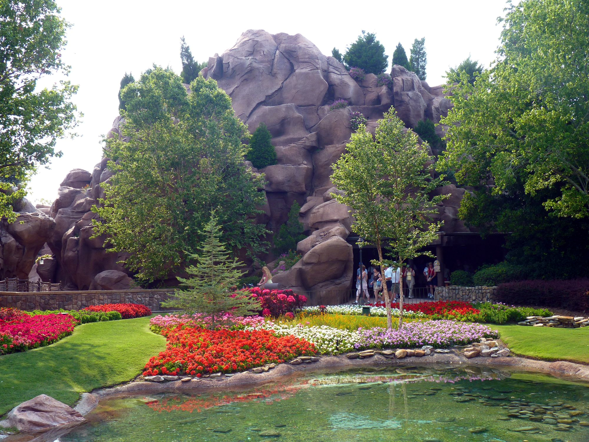 Jud's Disney Picture of the Day: Mountain and Lake