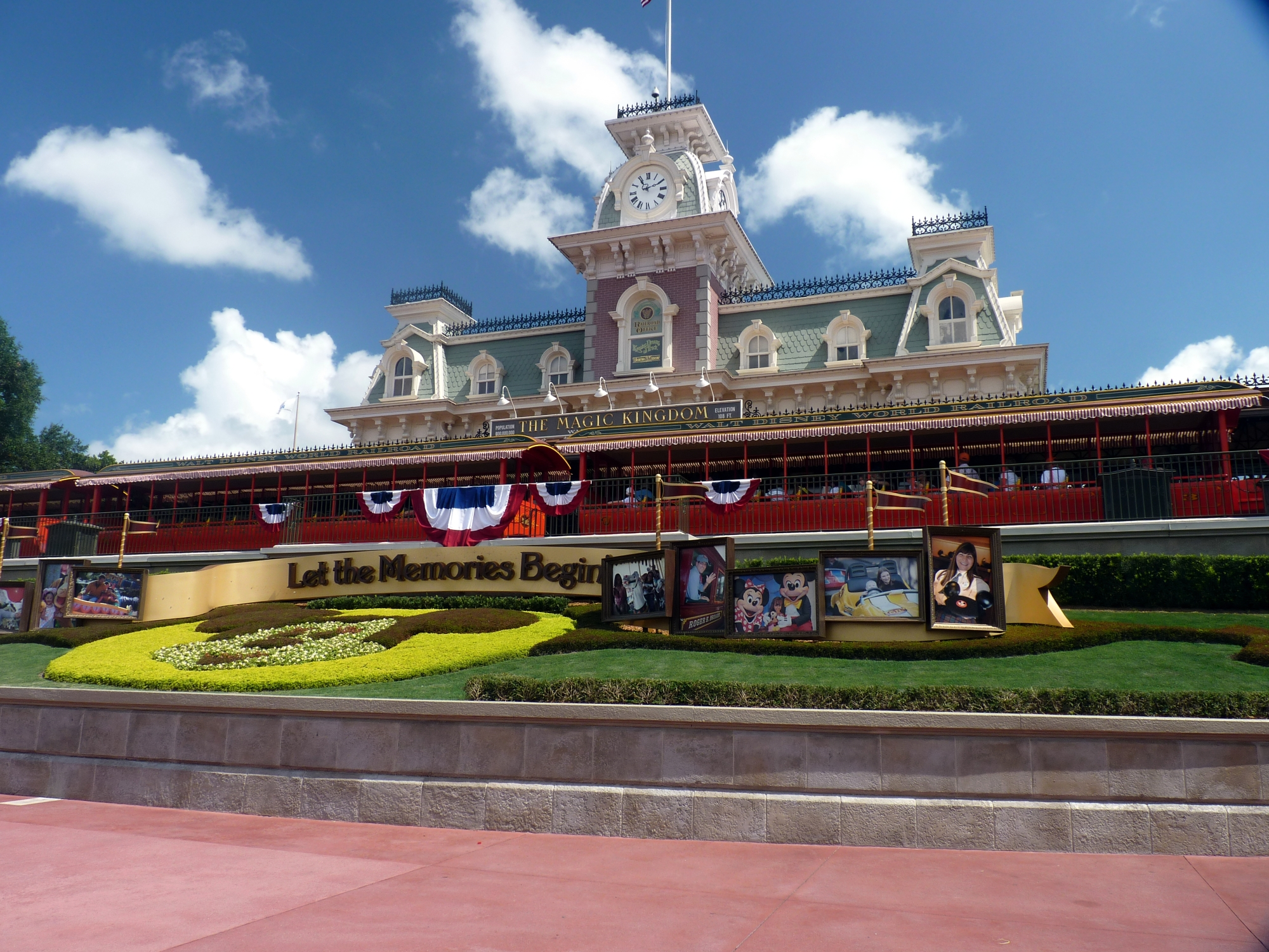 Jud's Disney Picture of the Day: Up Front
