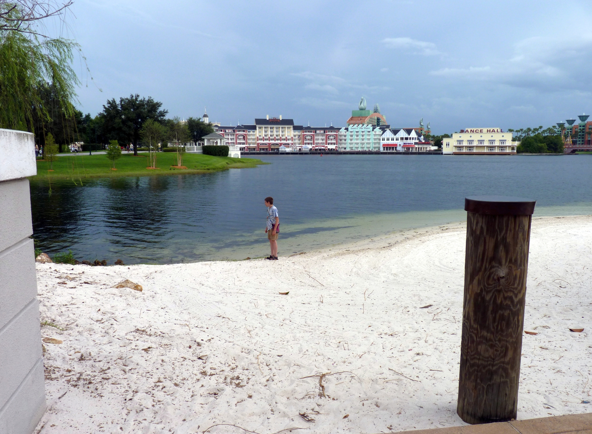 Jud's Disney Picture of the Day: On the Beach