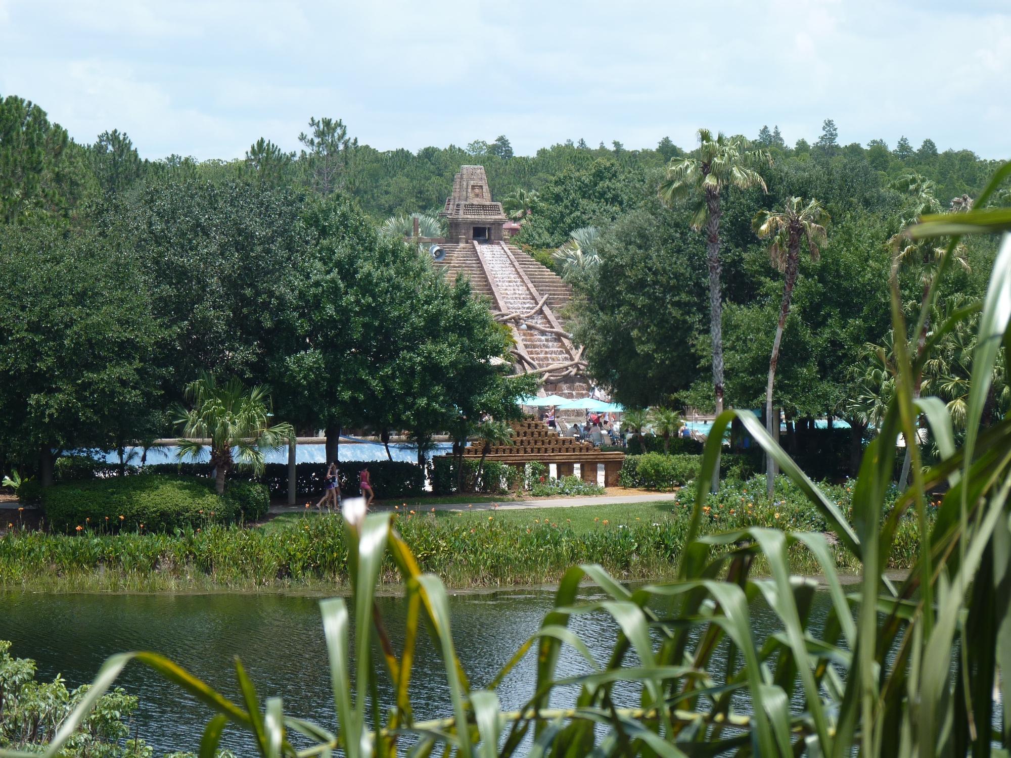 Jud's Disney Picture of the Day: Pyramid
