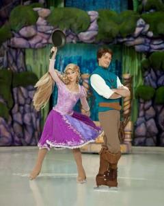 Tangled Disney on Ice