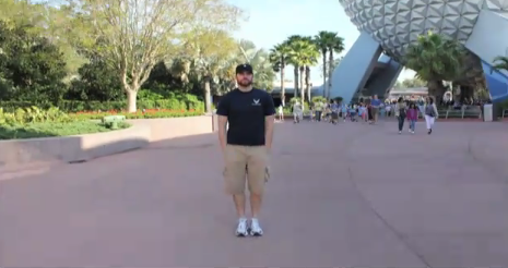 VIDEO: Epcot in Under 10 Minutes and over 5000 Photos