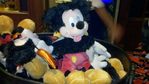 Runaway Brain Mickey plush