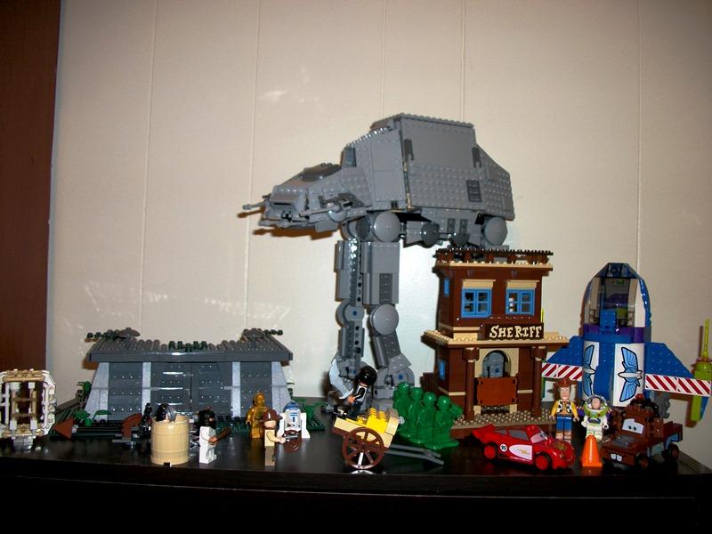 Guest Post: Disney-LEGO Studios?