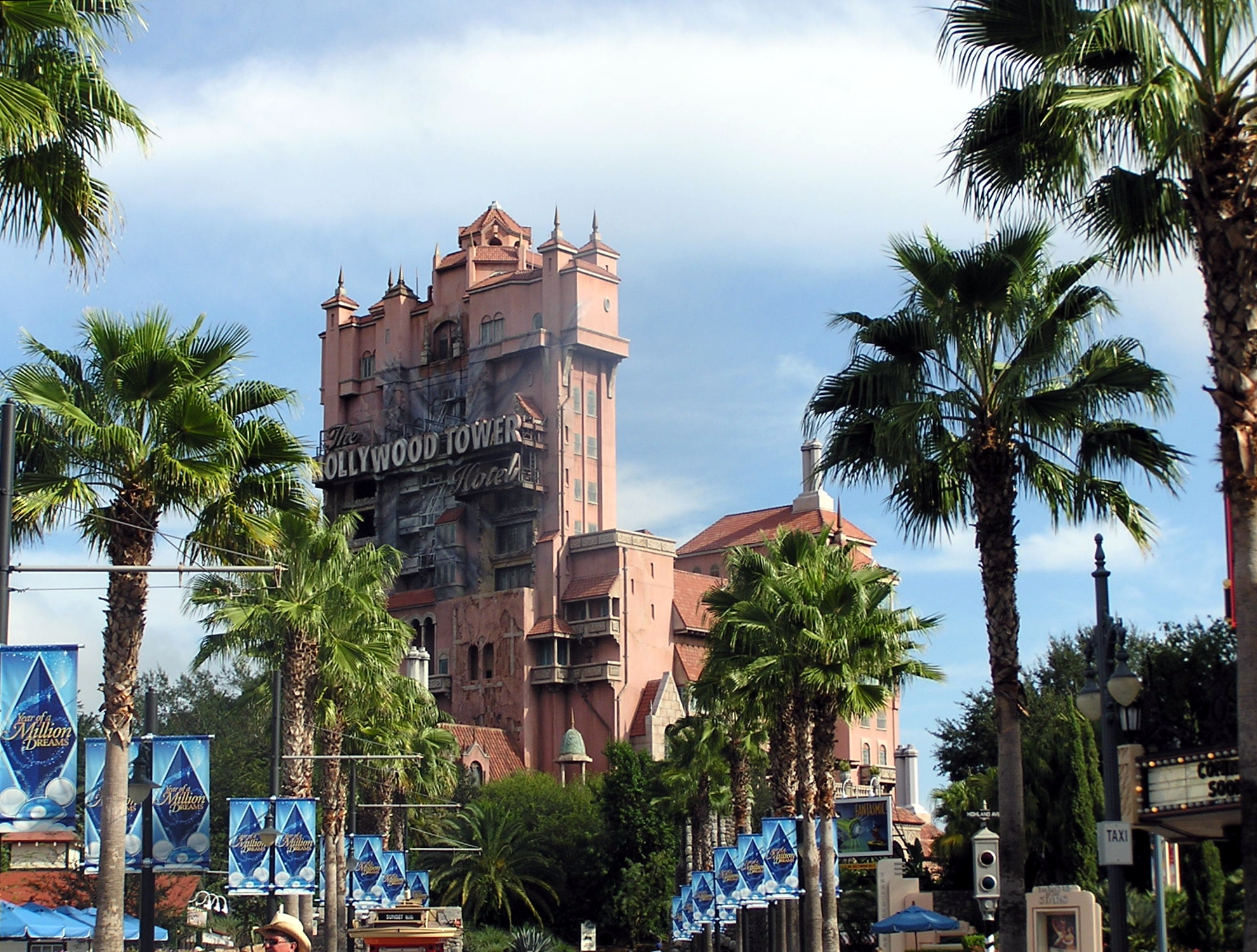 Jud's Disney Picture of the Day: The Boulevard of Dreams