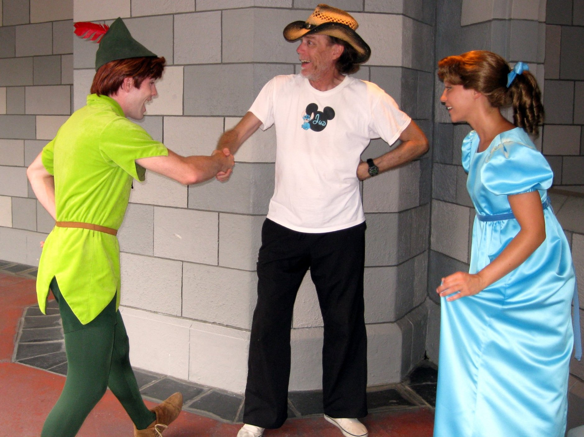Jud's Disney Picture of the Day: Meet & Greet
