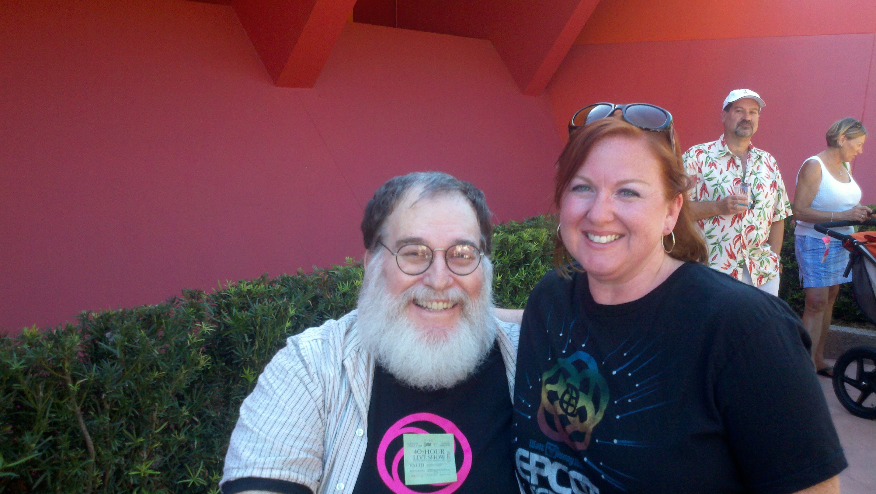 Dreamfinders Do Come True-Meeting Ron Schneider