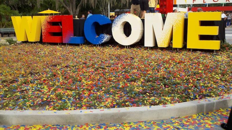 LEGOLAND grand opening