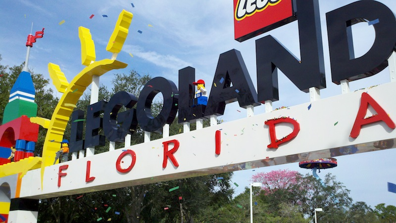 LEGOLAND Florida Hosts LEGO Club Weekend for Father's Day