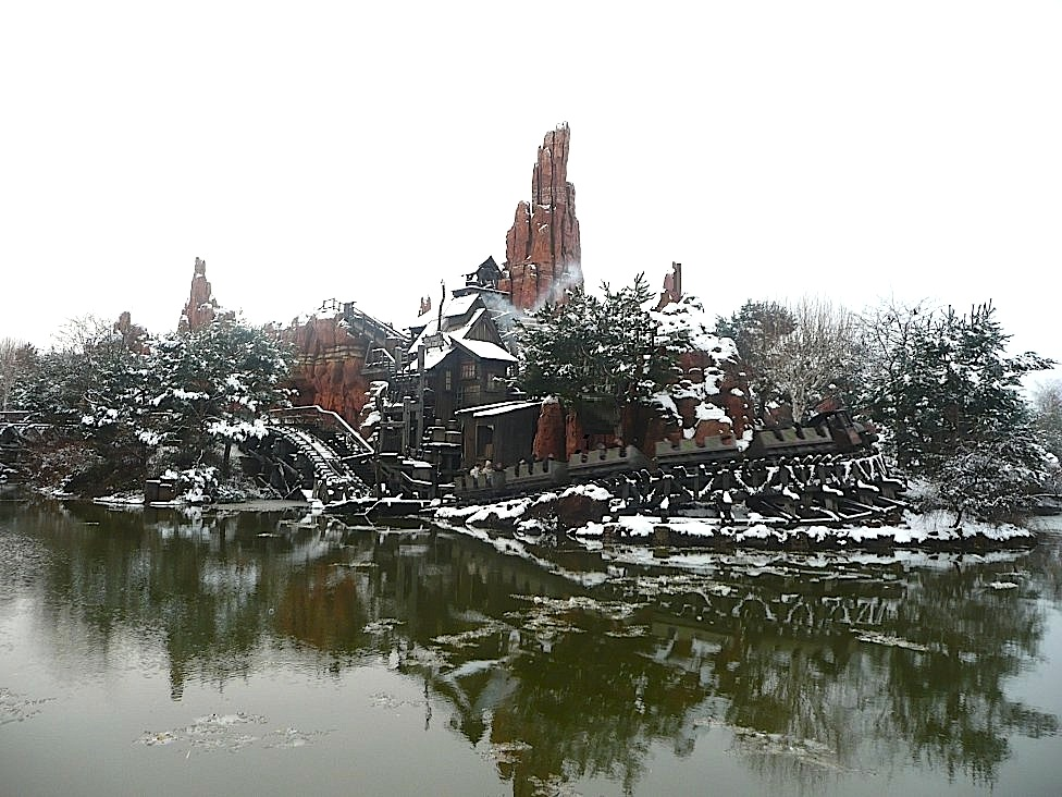Guest Post: Snow on Big Thunder Mountain