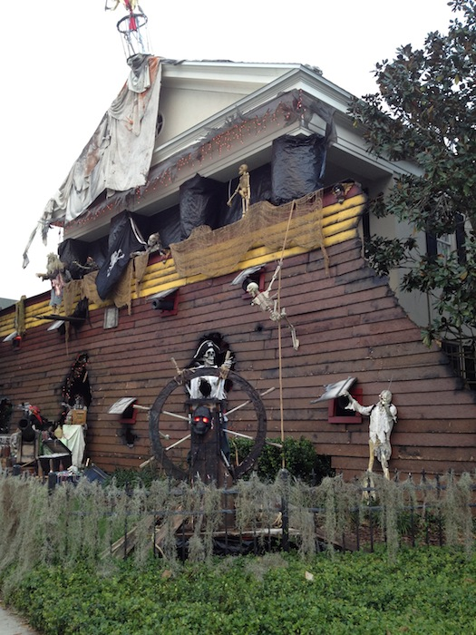 Arrrr, it's The Pirate House of Celebration, Florida!