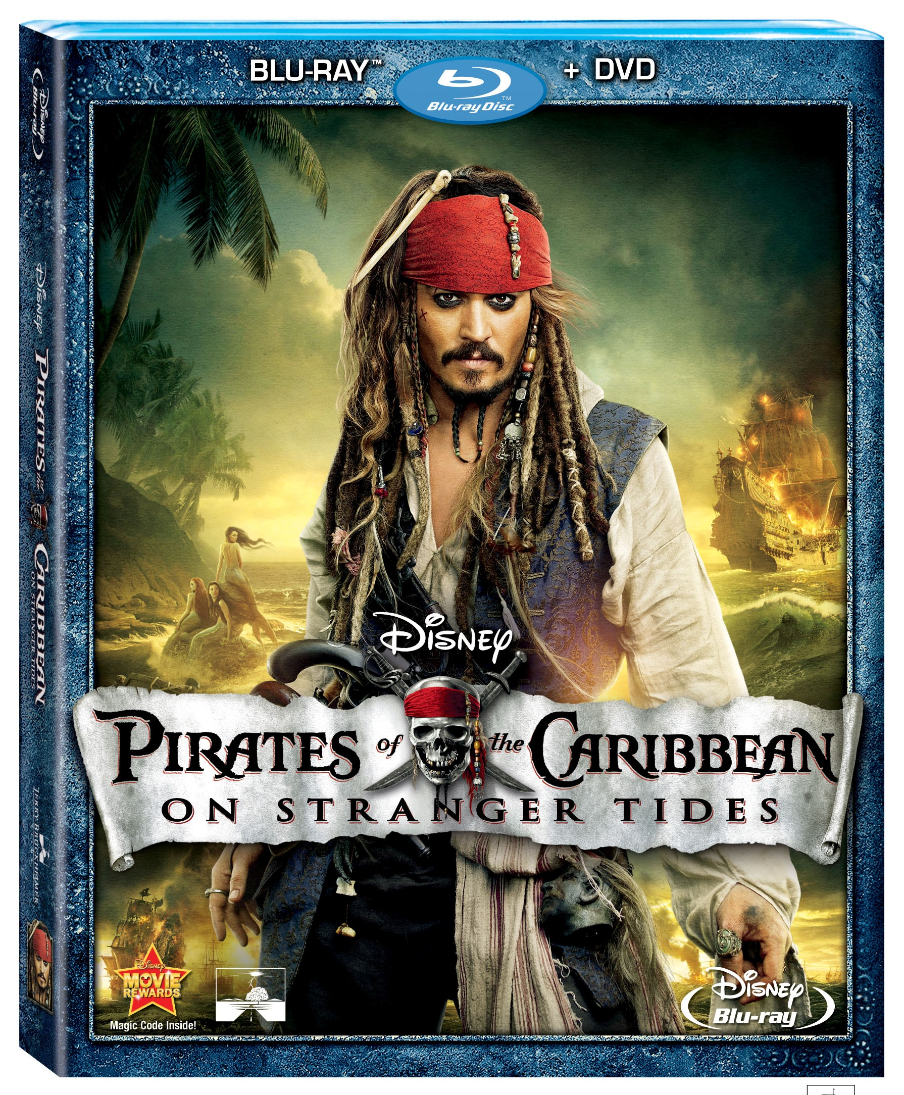 Arrr! There Be a Giveaway On Stranger Tides Ahead!