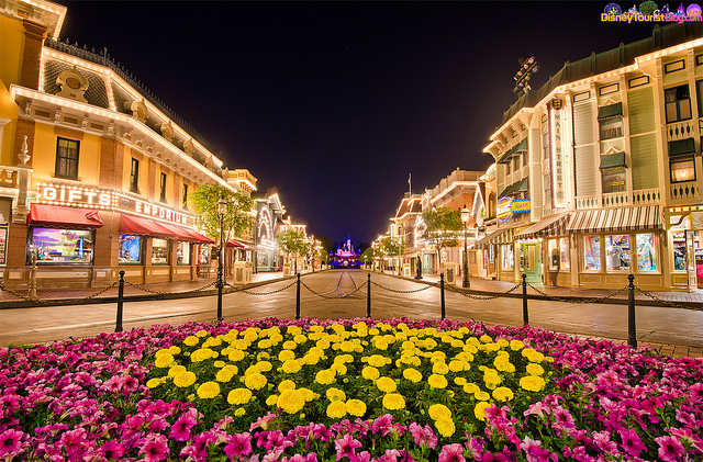 Wonderful World of Wednesday: Magical Main Street USA