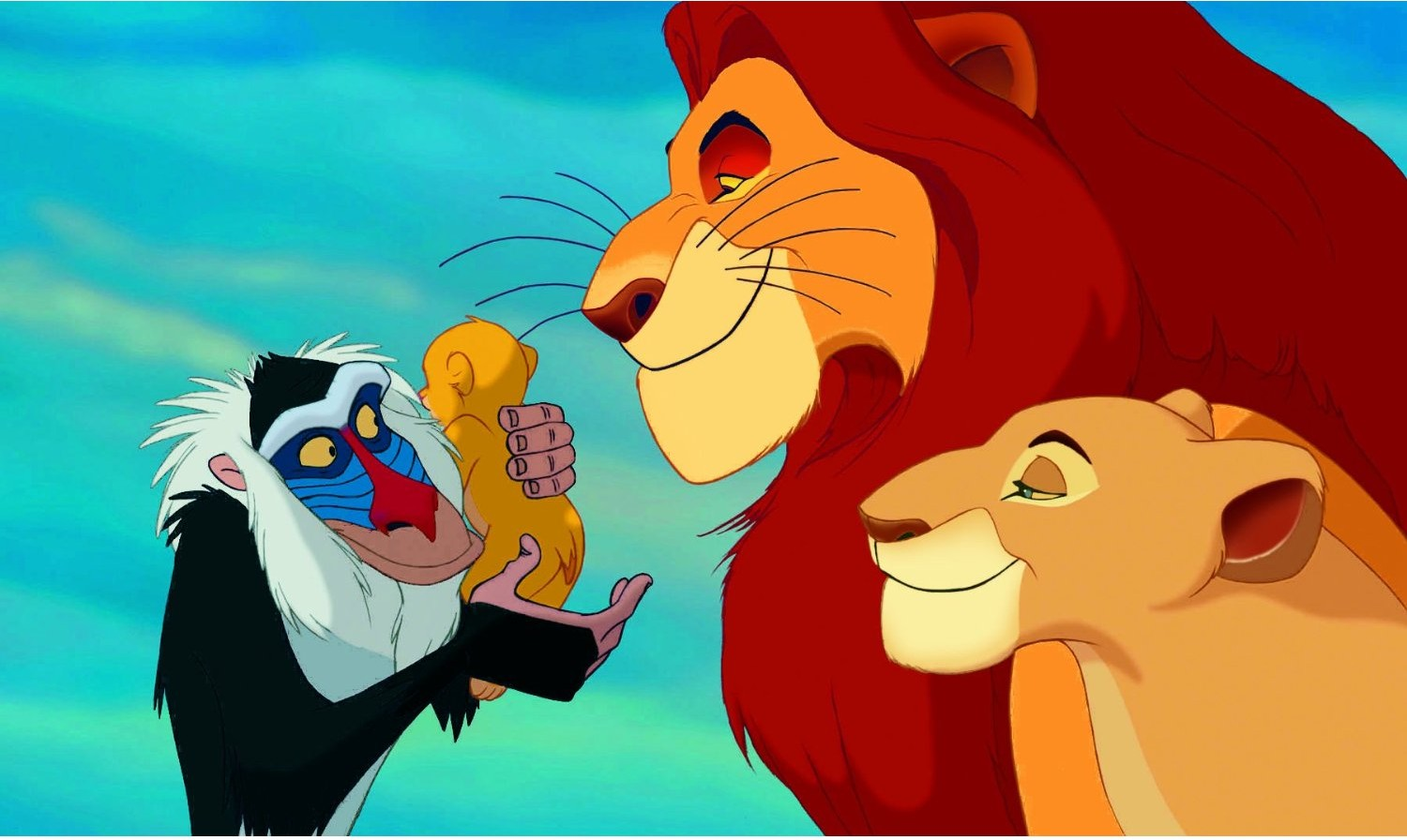 It's the Circle of Life. And it Moves Us All. Lion King Review and Giveaway