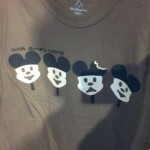 Mickey Bar shirt