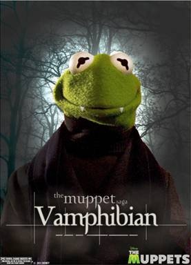 The Muppet Saga- Team Kermit?
