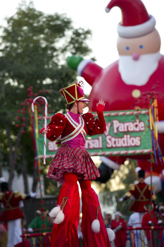 Universal Orlando Resort's Holiday Events and Entertainment Start Saturday