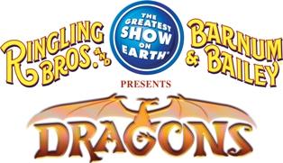 Ringling Bros Dragons