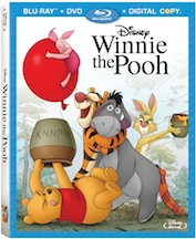 Winnie the Pooh BluRay