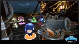 Disney Universe Pirates screenshot