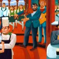 The works of Irish artist Graham Knuttel have found homes among Hollywood royalty like Sylvester Stallone, Whoopie Goldberg and Robert DeNiro. On Nov. 11, 2011, one of the renowned artist's works will find a home at Walt Disney World Resort. His latest commission — a painting for Raglan Road Irish […]