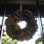 Polynesian wreath
