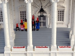 LEGO President Obama and Family