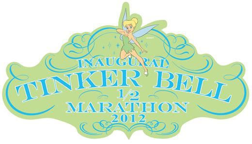 Tink Half Marathon Logo