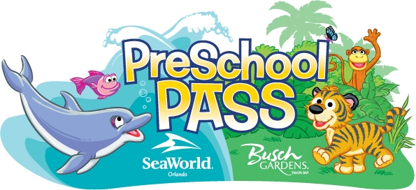 SeaWorld and Busch Gardens PreSchool Pass-FL Kids 5 and Under FREE!