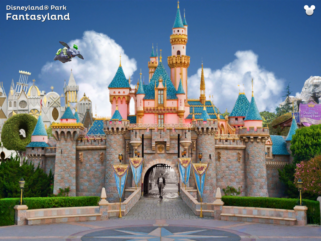 Disneyland Explorer iPad App – Magical Fun for All Ages