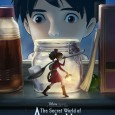 For those unfamiliar with The Secret World of Arrietty, which opens February 17, 2012, here is the official synopsis: Residing quietly beneath the floorboards are little people who live undetected in a secret world to be discovered, where the smallest may stand tallest of all.  From the legendary Studio Ghibli...