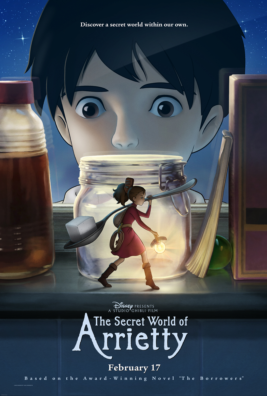 Enjoy the Little Things With The Secret World of Arrietty