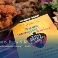 BANDS, BREW & BBQ FESTIVAL AT SEAWORLD ORLANDO    Now Includes Saturdays and Sundays, February 11 through March 4   SeaWorld Orlando's Bands, Brew & BBQ festival is twice as fun this year when the park hosts rockin' concerts Saturdays AND Sundays on Feb. 11-12, 18-19, 25-26, and March 3-4. […]