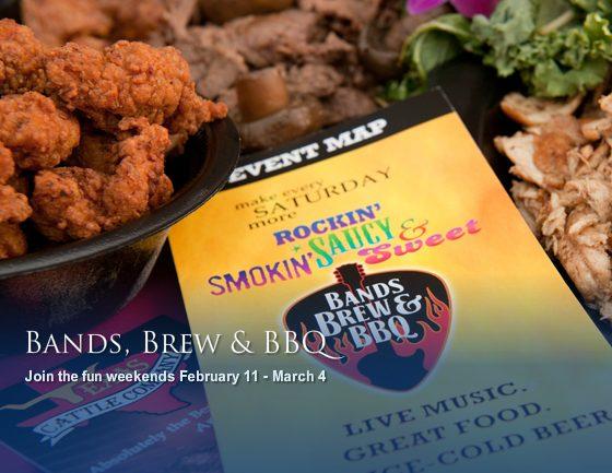 Bands Brews & BBQ at SeaWorld