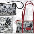 Disney Dooney and Bourke Mickey Comic Strip Design Bags