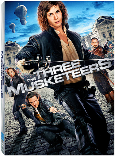 Tween Movie Must-Sees: Geek Charming and The Three Musketeers