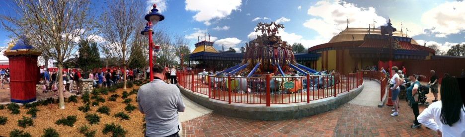 Panoramic Dumbo