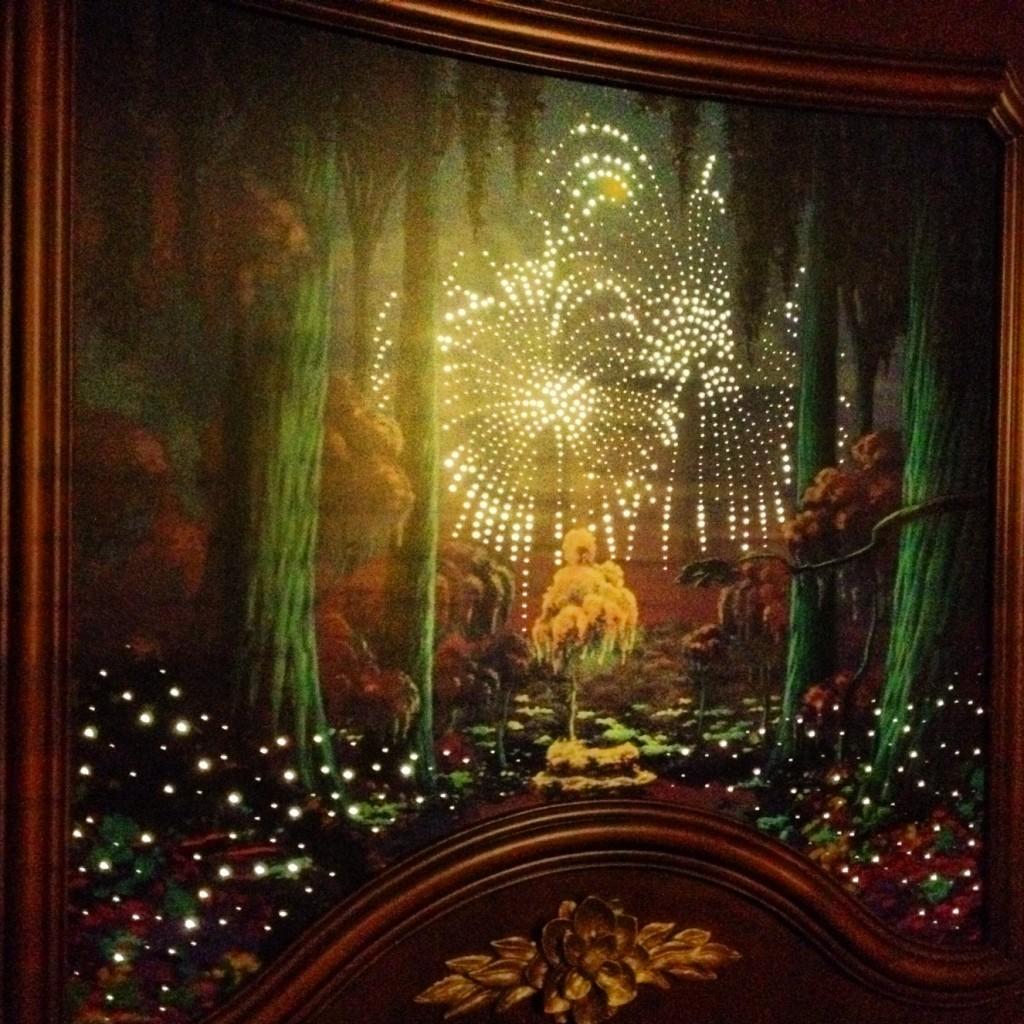 Fiber Optics in Royal Guest Room