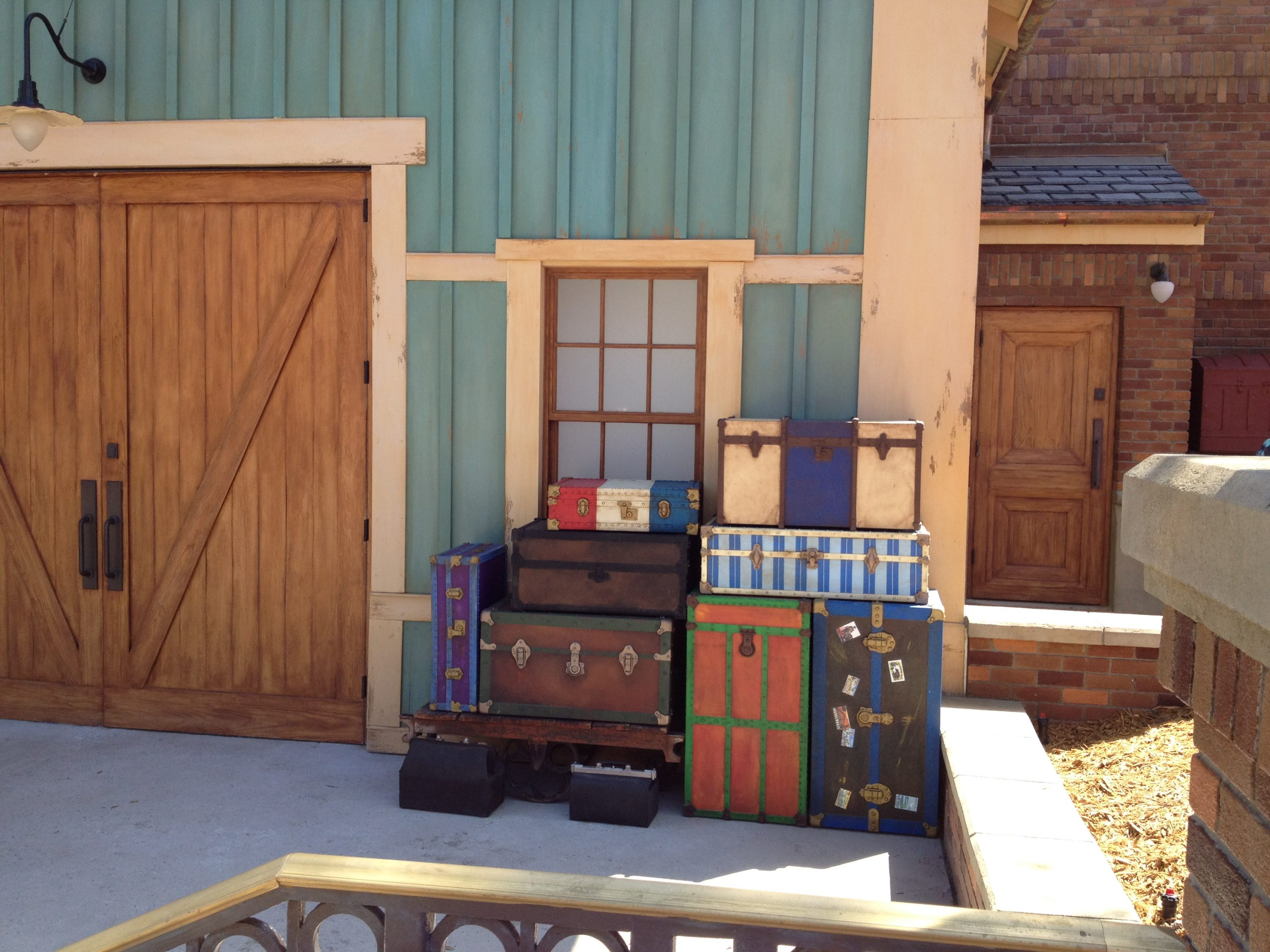 Hidden Details in Storybook Circus in the New Fantasyland