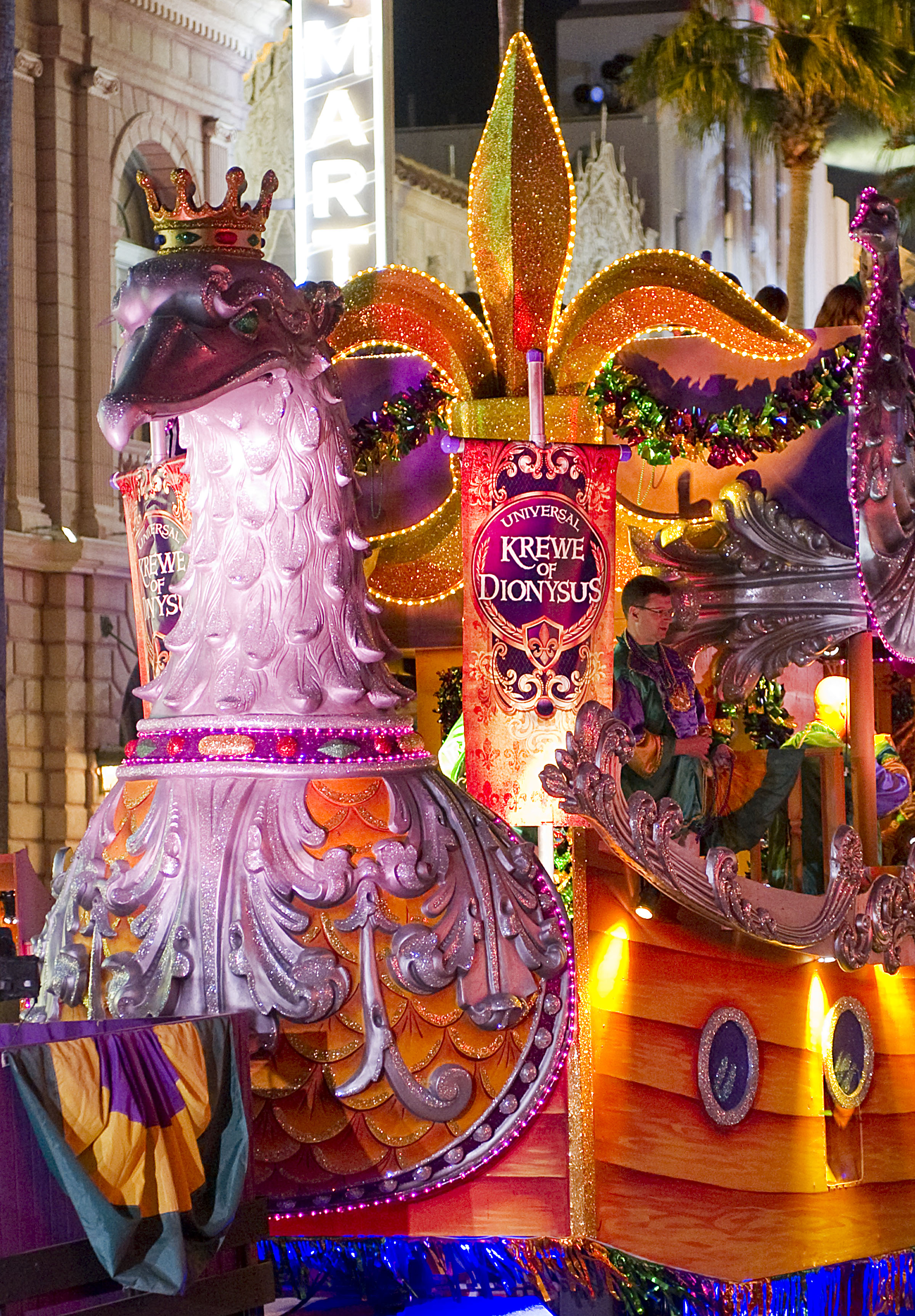 Review of Universal Orlando Resort's Mardi Gras in Florida