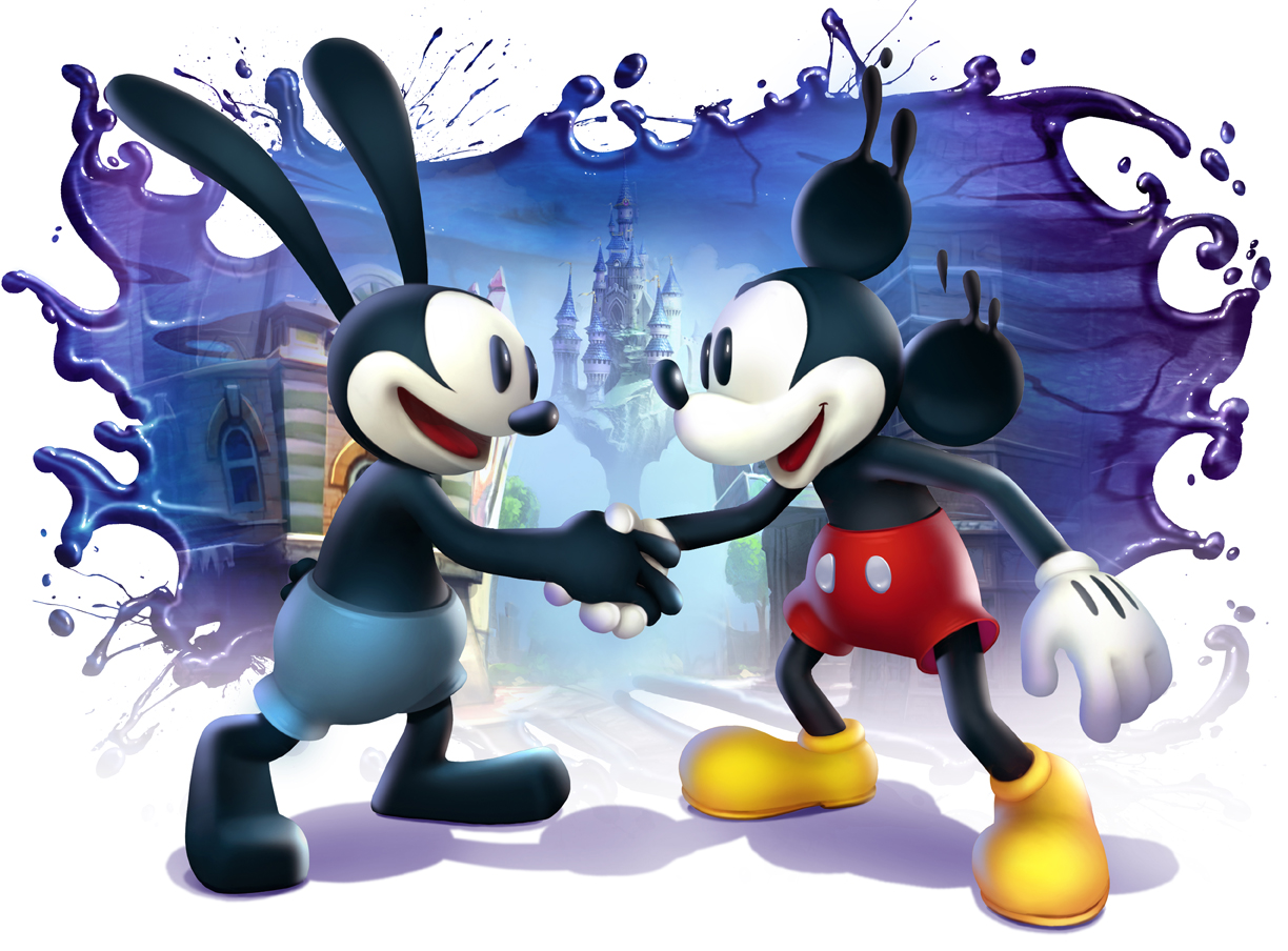 Disney Epic Mickey 2: The Power of Two-Screenshots & Images!