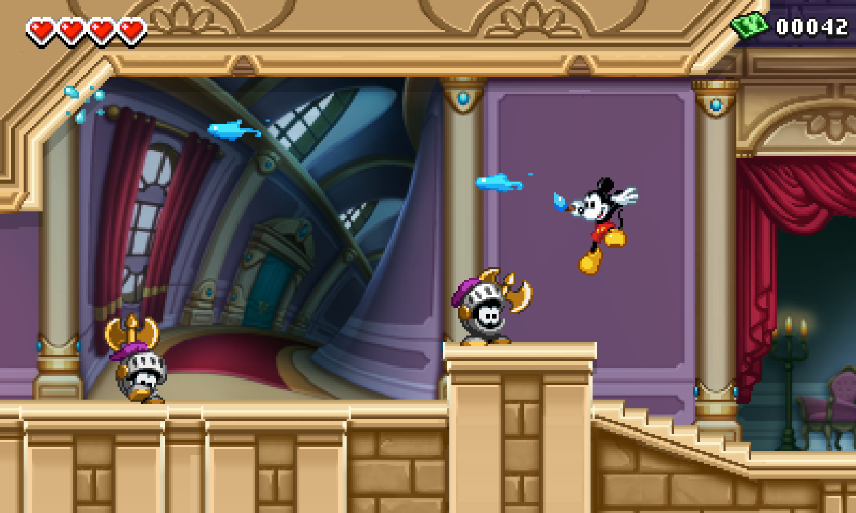 Epic Mickey: Power of Illusion Gives Nintendo 3DS A New Coat of Paint