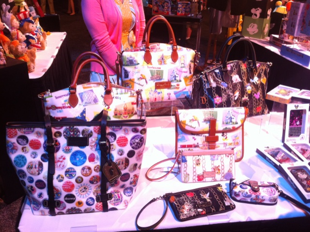 "NEW Disney Dooney and Bourke ""Buttons"" and ""Charms"" Bags!"